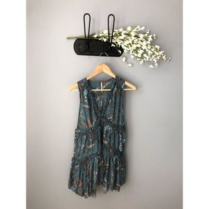 🎀 NWOT • Free People • Tunic Dress